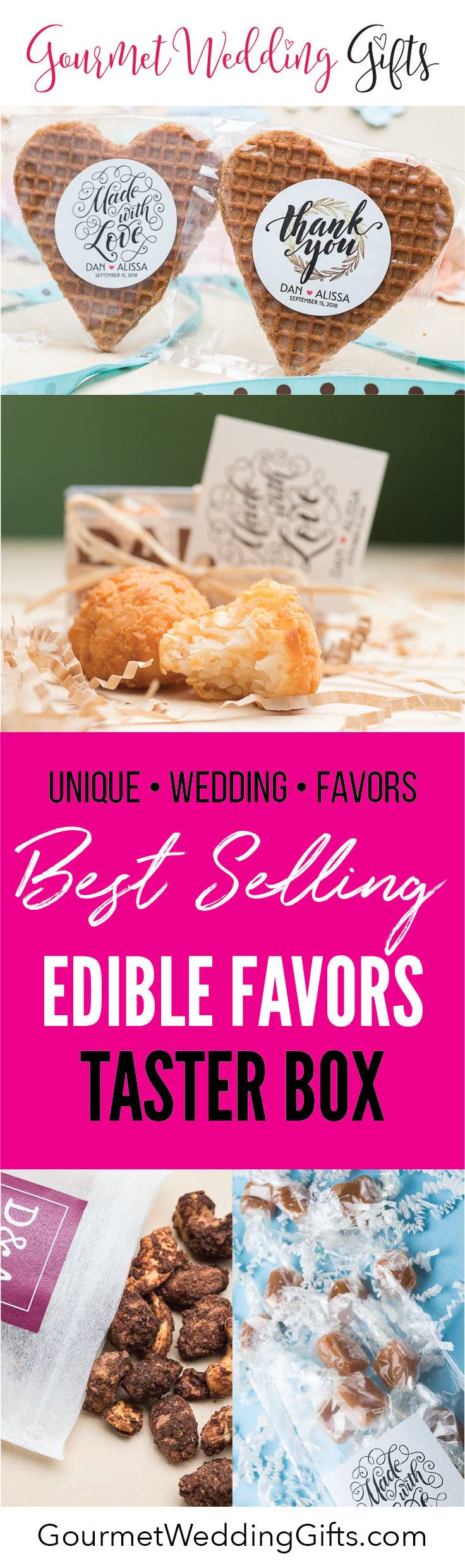 Edible Wedding Favors Unique Cheap Inexpensive For Guests ...