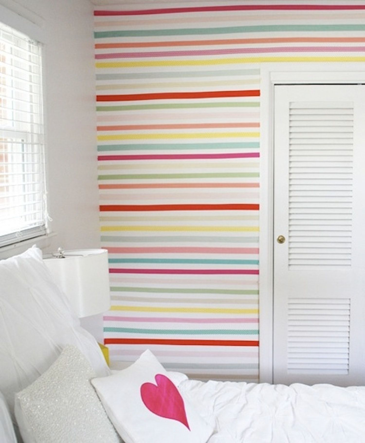More Washi Tape Project Ideas for Kids Rooms