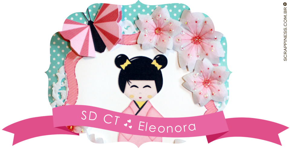 Scrappiness Designs Creative Team ♥ Eleonora