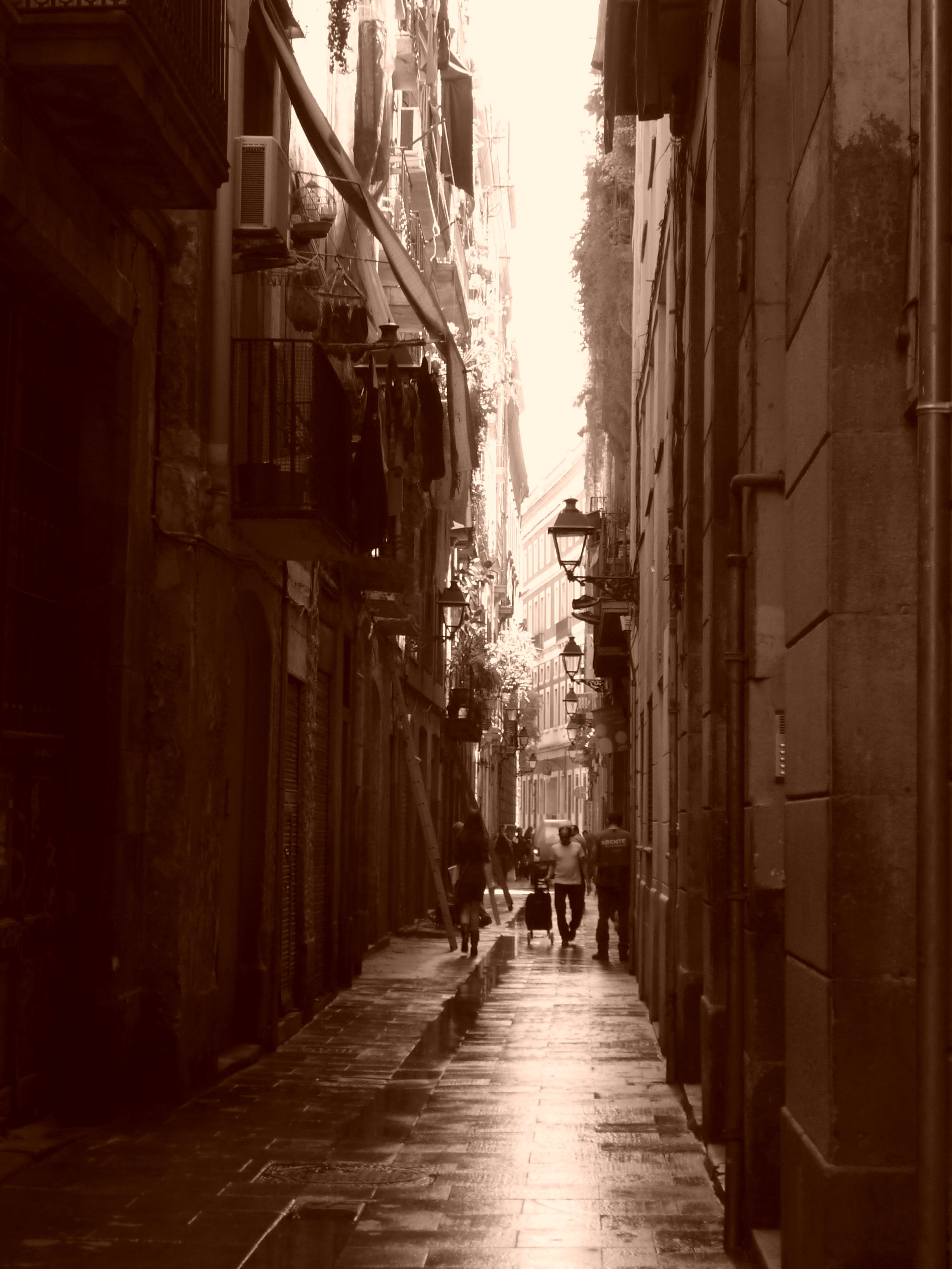 Barrio Gótico - Barcelona