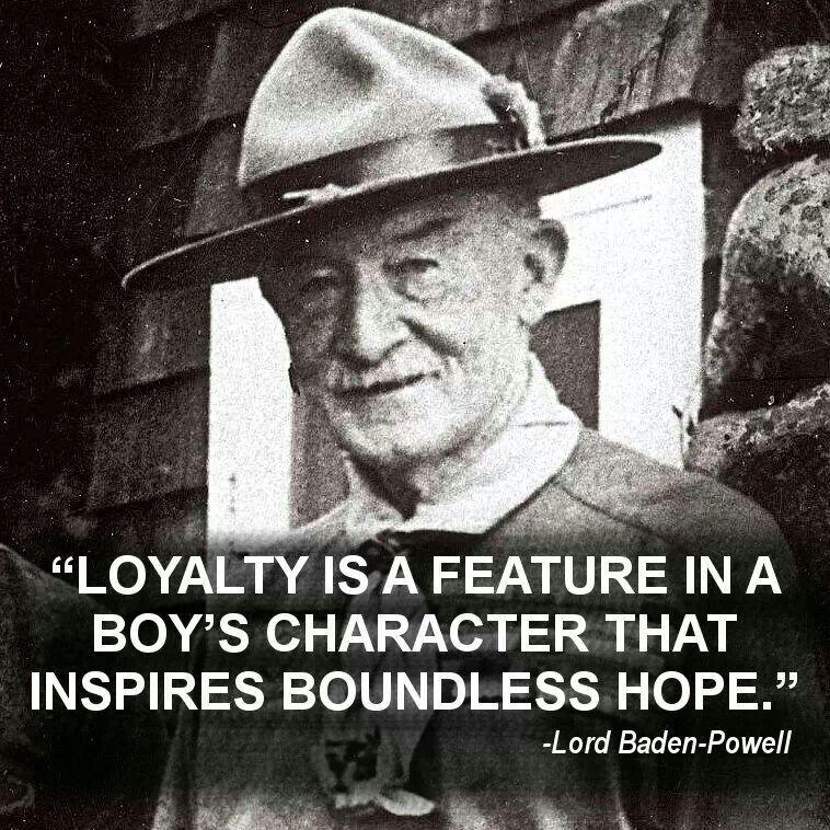 Lord Baden Powell Robert Stephenson Smyth Baden Powell