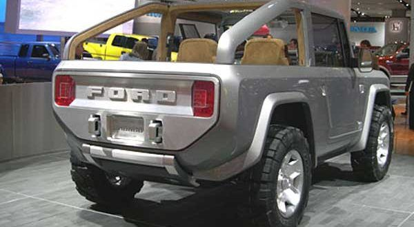 2020 Ford Bronco Specs Price Release Date Leaked