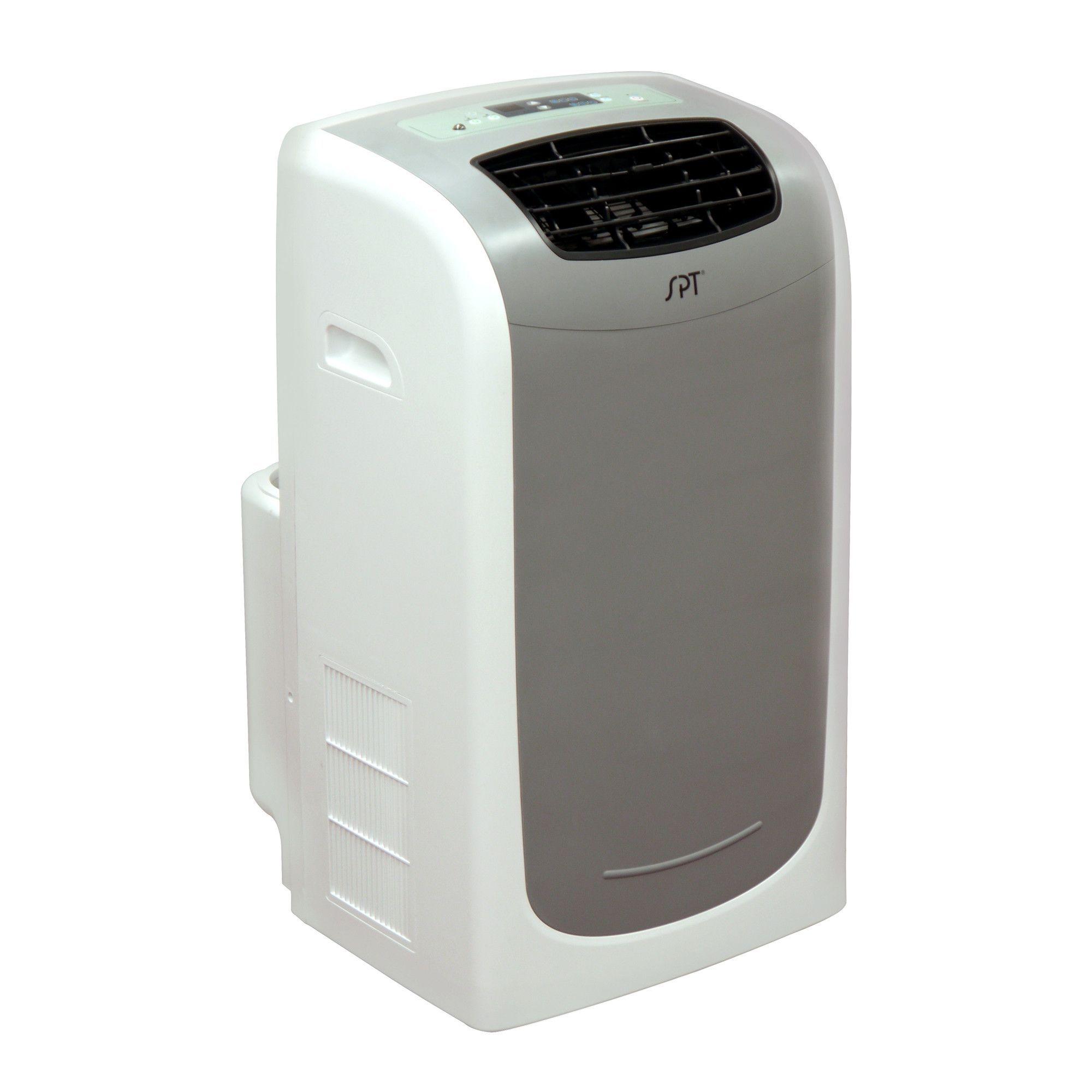DualHose 11,000 BTU Portable Air Conditioner Portable