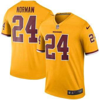 08b39ebd0 ... get stitched nfl elite drift fashion jersey nike josh norman washington  redskins gold color rush legend