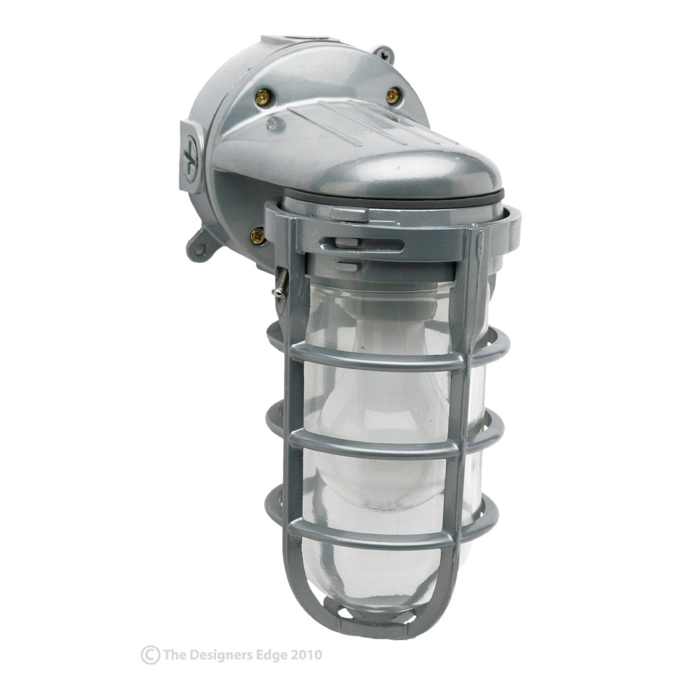 High Quality Shop Designers Edge L1707SV Weather Tight Industrial Outdoor Sconce At The  Mine. Browse Our Outdoor