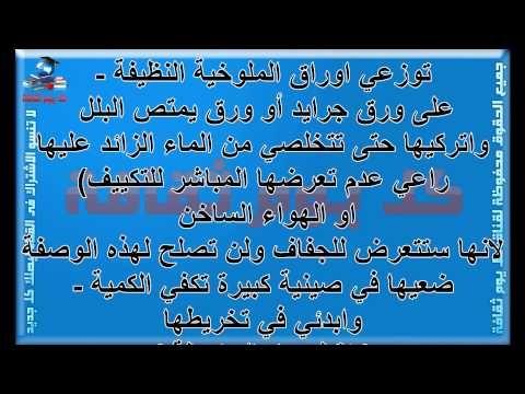ملوخية طريقة عمل الملوخية ملوخية مصرية وصفات طبخ طريقة عمل التقلية بالتفصيل Arabic Calligraphy Calligraphy