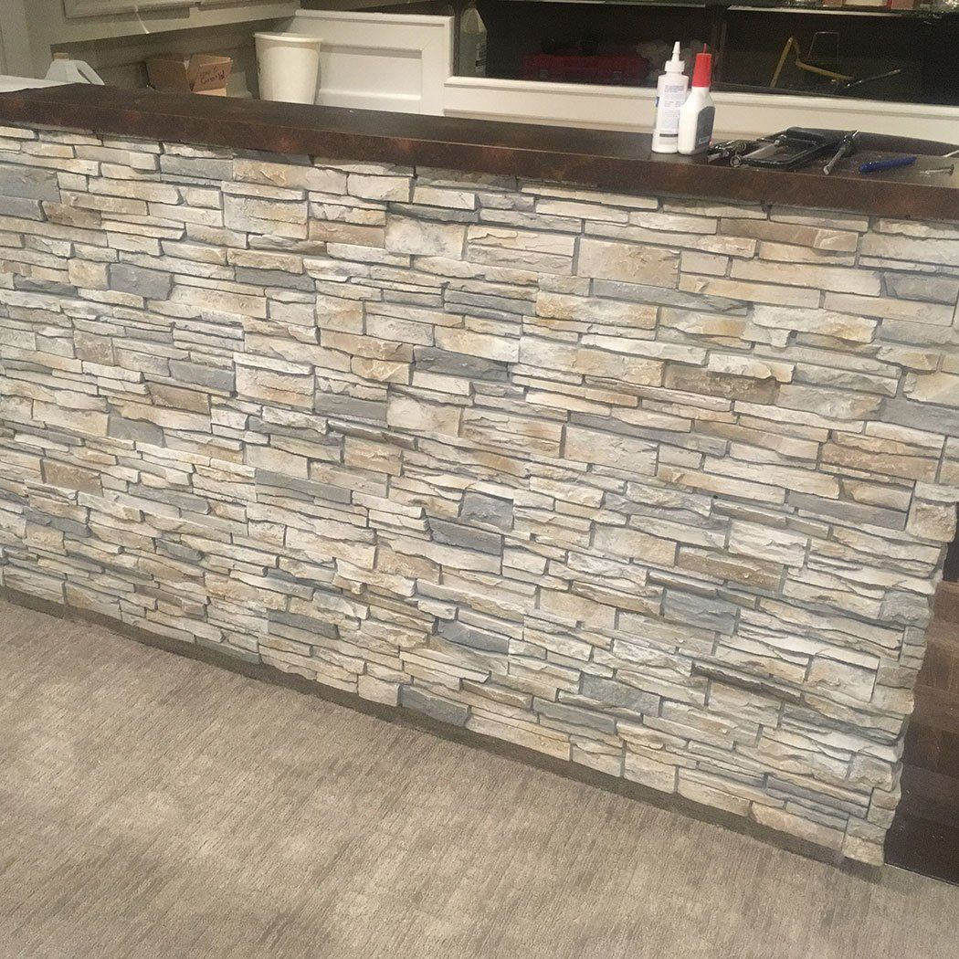 Stacked Stone Limestone In