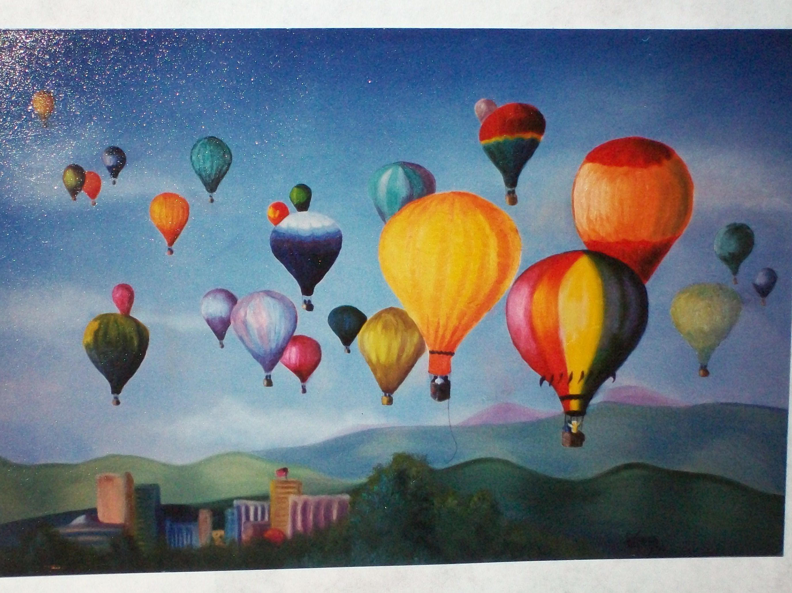 Things to do in the Autumn Reno Hot Air Balloon Races