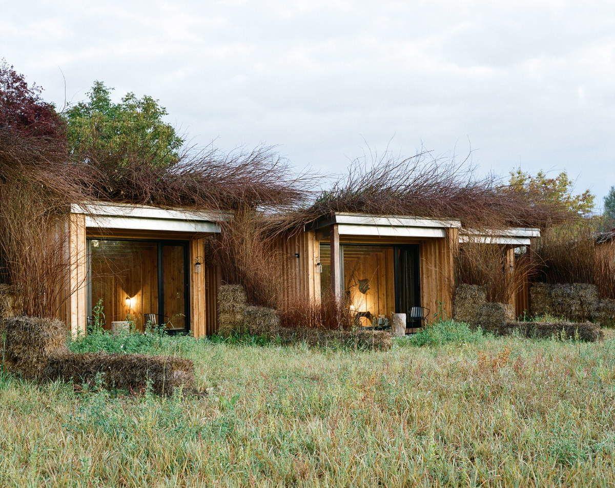 La grenouill re montreuil sur mer building pinterest cabane maison et maison bois - Petit jardin de luxe montreuil ...