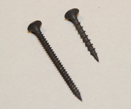 The Pitch Of A Drywall Screw Is About 3 Mm Pitch Is The Distance Between Threads For One Complete Rotation This I Drywall Screws Drywall Tape Coarse Thread