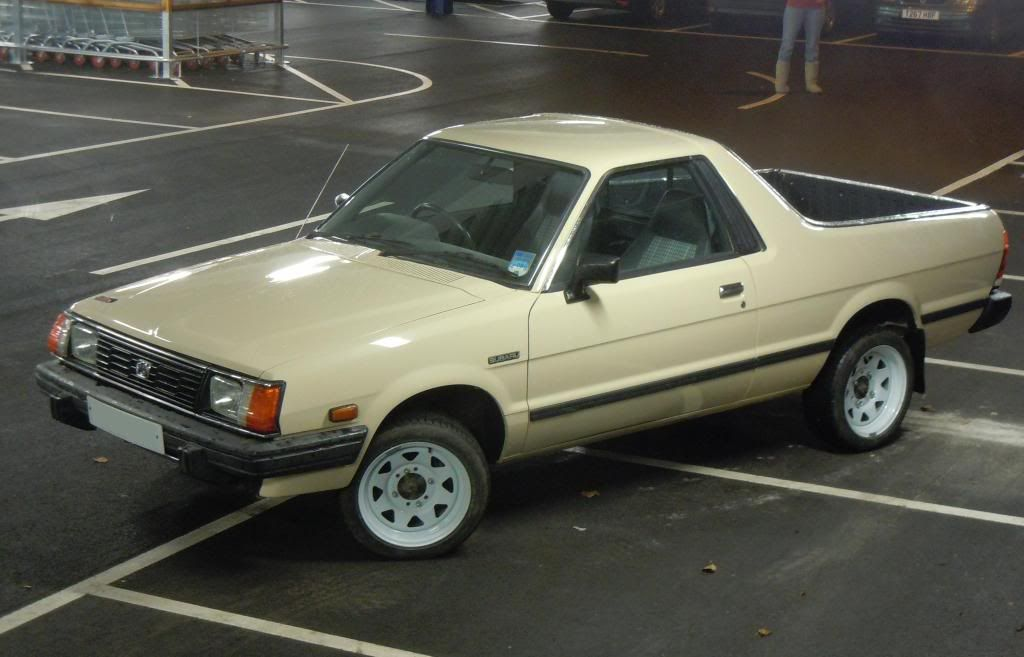 Posted Image  Subaru Brat and Brumby  Pinterest  Generation