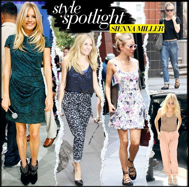 Style Spotlight: Sienna Miller