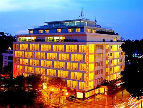 The hotel offers 160 fully-equipped rooms of the three-starstandard, 04 conference rooms with capacity of 30 to 300 seats andrestaurant serving European and Asian dishes and Vietnamesespecialties.  Read More http://indouniqueholiday.com/victory-hotel-saigon/