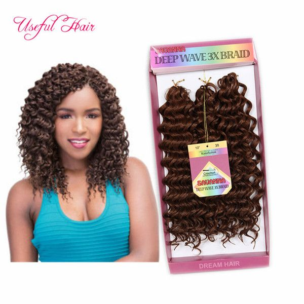 Deep Wave Synthetic Hair Extension Freetress Crochet Kinky Curly Synthetic Deep Wavy Crochet Braids Afro Kinky Twist Braids Hair 10Inch 3Pcs Deep wave synthetic hair extension freetress crochet kinky curly synthetic deep wavy crochet braids afro kinky twist braids hair 10inch 3pcs Crochet Hair Styles freetress crochet hair styles