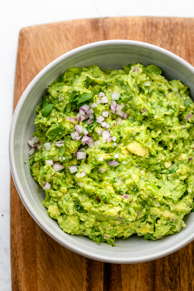 Best Simple Guacamole Recipe Feelgoodfoodie Recipe Guacamole Recipe Easy Guacamole Best Guacamole Recipe