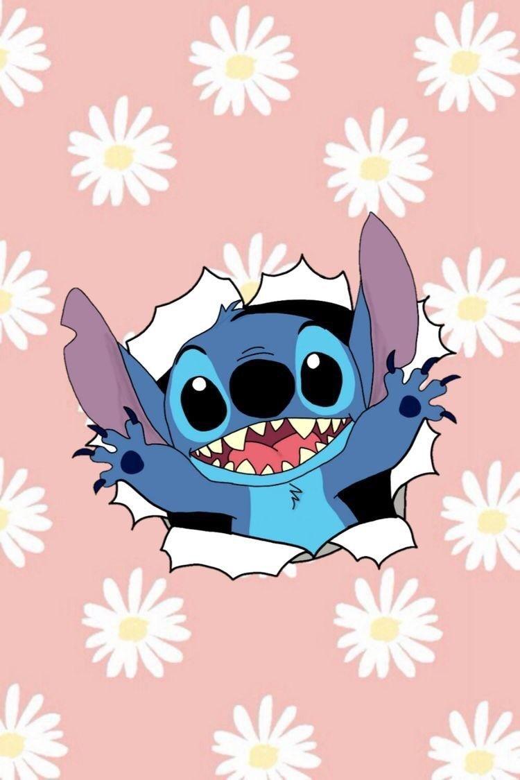 Disney Stitch Imagen De Fondo Bloqueo De Barra De Herramientas De La Pantalla Compartida Cartoon Wallpaper Iphone Cartoon Wallpaper Cute Disney Drawings