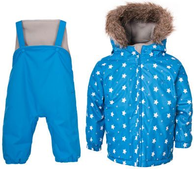 92a99f5c955d Trespass Funny Snow Suit - £29.99. Available from 6 months - 2 years ...