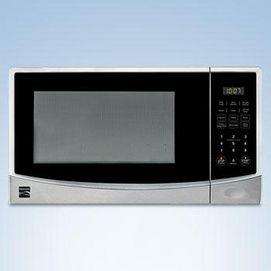 Kenmore Md 0 7 Cu Ft Countertop Microwave Stainless Steel 970