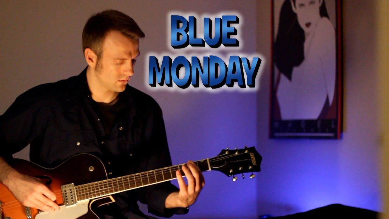 learn to play electric guitar lessons online with new order blue monday tabs also covered by. Black Bedroom Furniture Sets. Home Design Ideas