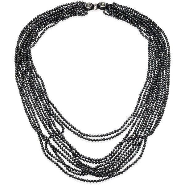 Oscar De La Renta Multi-Strand Simulated Pearl Necklace dbjyy7t0A