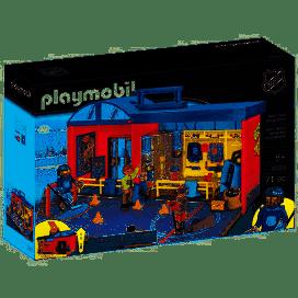 Playmobil Nhl Portable Arena In 2020 Playmobil Hockey Kids Party Hockey Kids