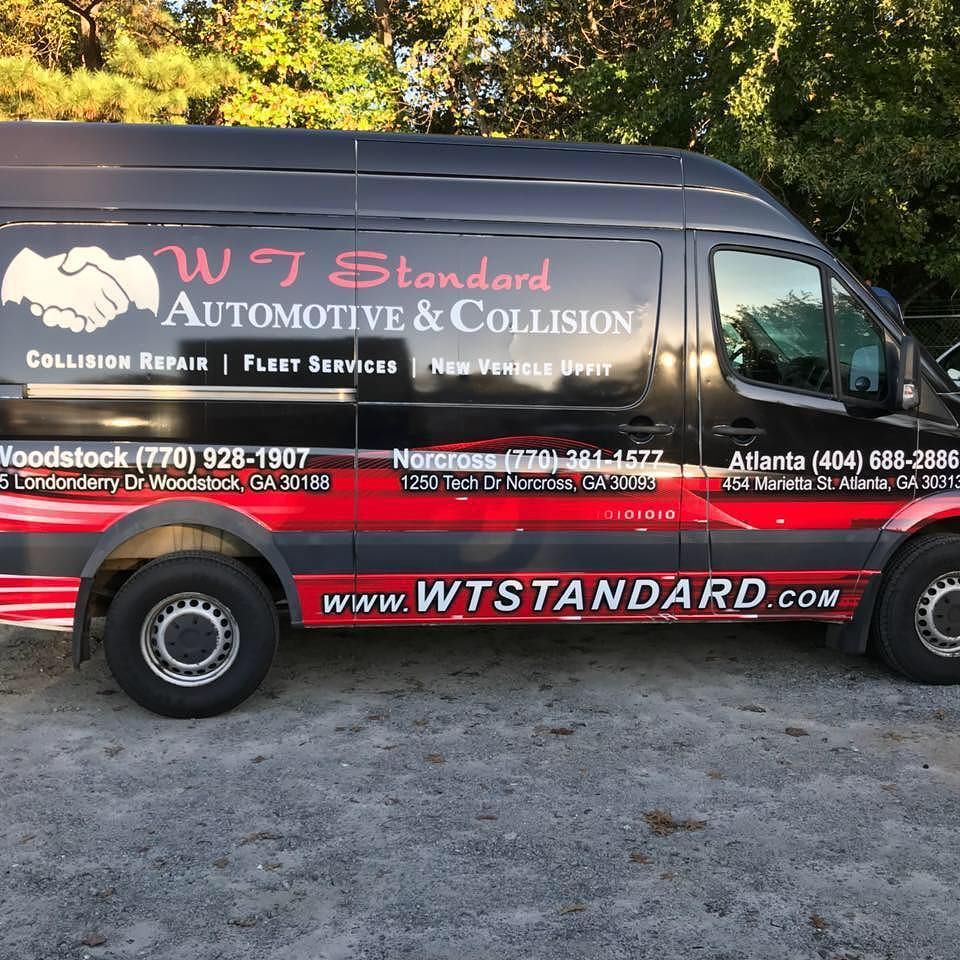 Check out WTStandardAutomotive and Collision in