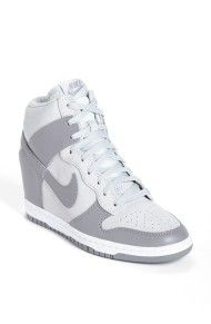 Nike Dunk Sky Hi Wedge Sneaker in Gray (Canyon Grey  Canyon Grey ... eb195704e46c