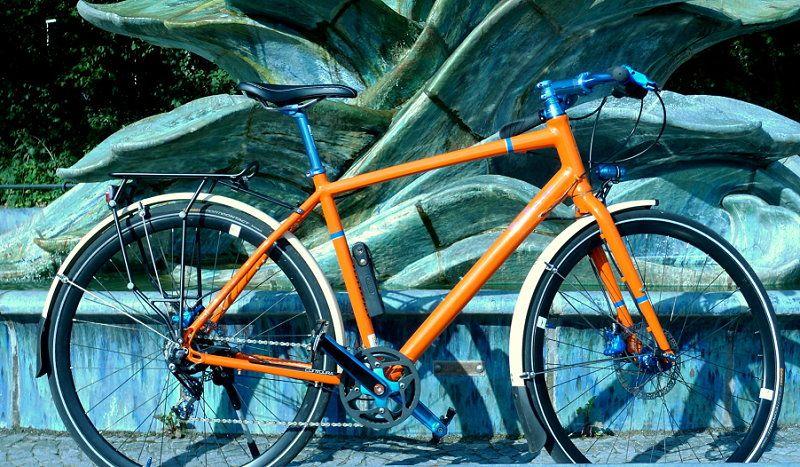 Blue Blizzard Hannover Fahrrad kaufen, Fahrrad und
