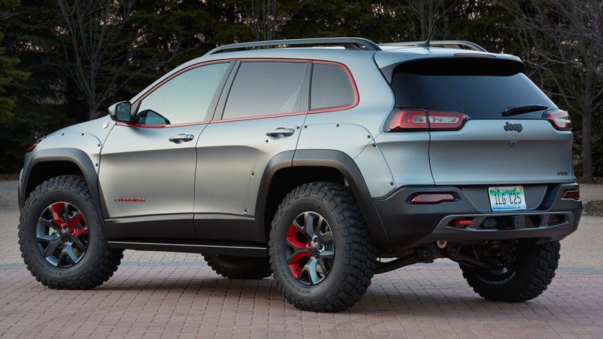 The New Jeep Grand Cherokee Dakar Rιdeѕ Pinterest