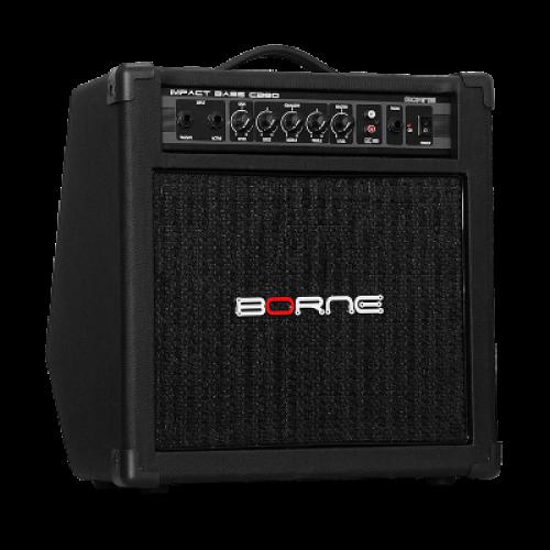 Amplificador de Baixo  Borne Impact Bass CB80-1476.png
