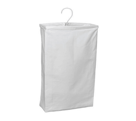 Diy Laundry Organization Bags In 2020 Hanging Laundry Bag