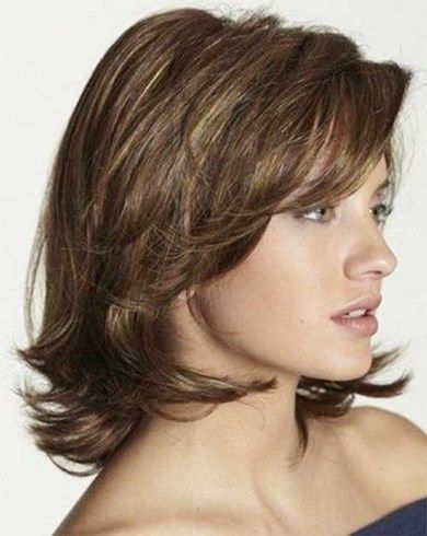 Gorgeous Layered Hairstyles For Summer Season Haarschnitt Mittellange Haare Haarschnitt Frisuren 2018