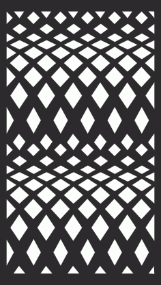 Decorative Privacy Screen Pattern Vector Free Vector cdr Download