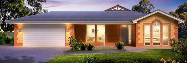 Fairmont Home Designs: Executive 170. Visit www.localbuilders.com.au/builders_south_australia.htm to find your ideal home design in South Australiac