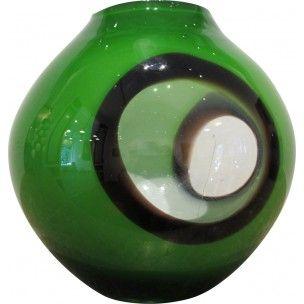 Vase aquarium en verre de Murano - 1970