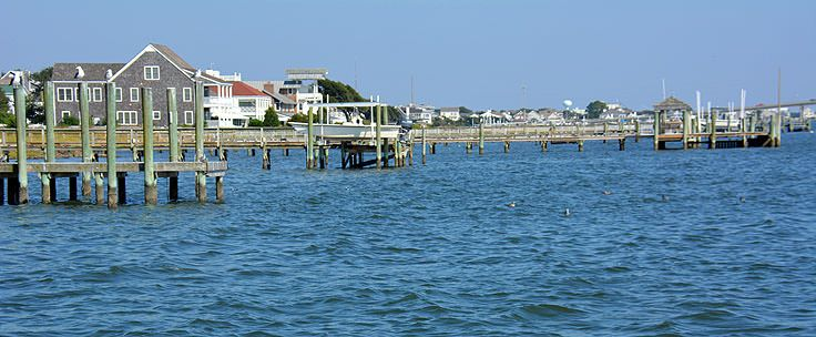 Morehead City, NC, Beach Real Estate, 214 Radio Island