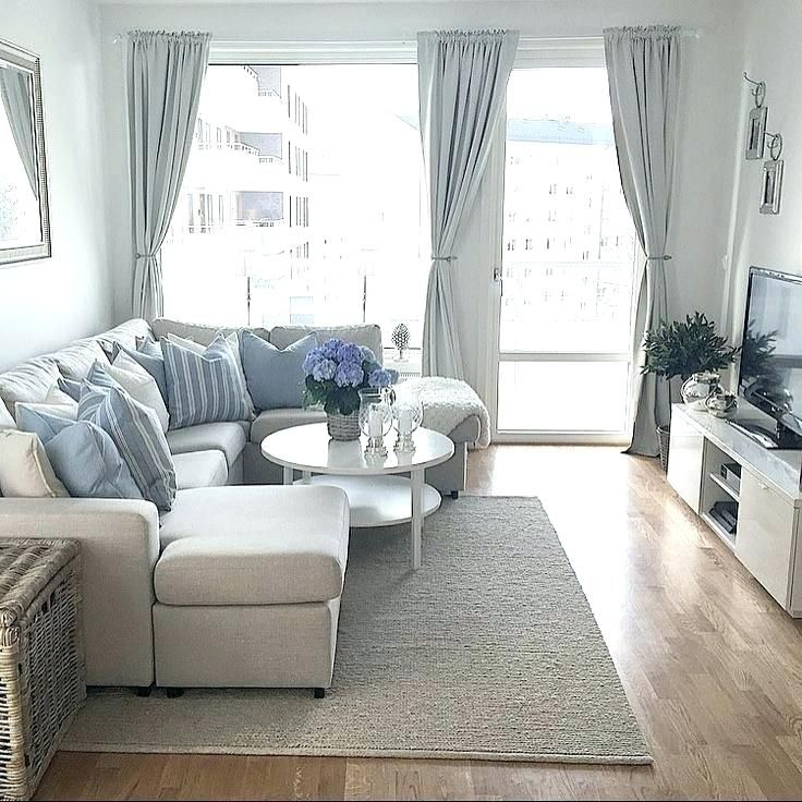 small living room layout ideas cozy for apartment single ...