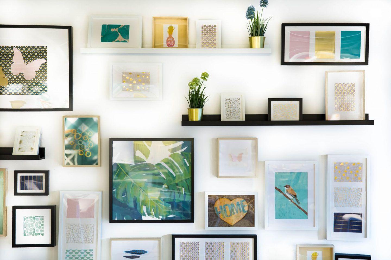 Idee X Decorare Pareti fai da te: 7 idee per decorare le pareti di casa   decorare