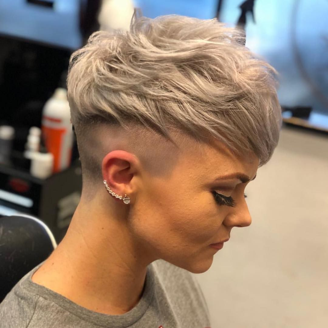 Messy Pixie Haircuts to Refresh Your Face, Women Short Hairstyles