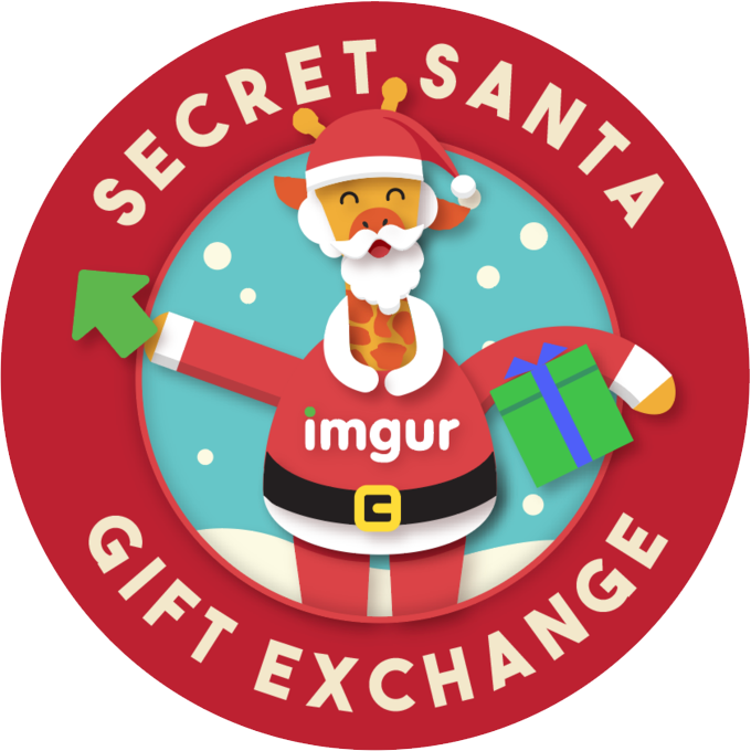 Imgur's Secret Santa Gift Exchange is here! Sign up today