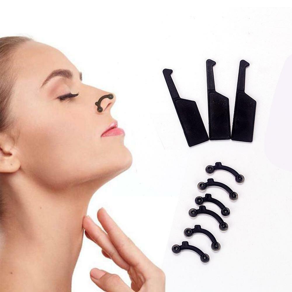 1 set of nose shaper (3 sizes shaper 1 extra hook). Just