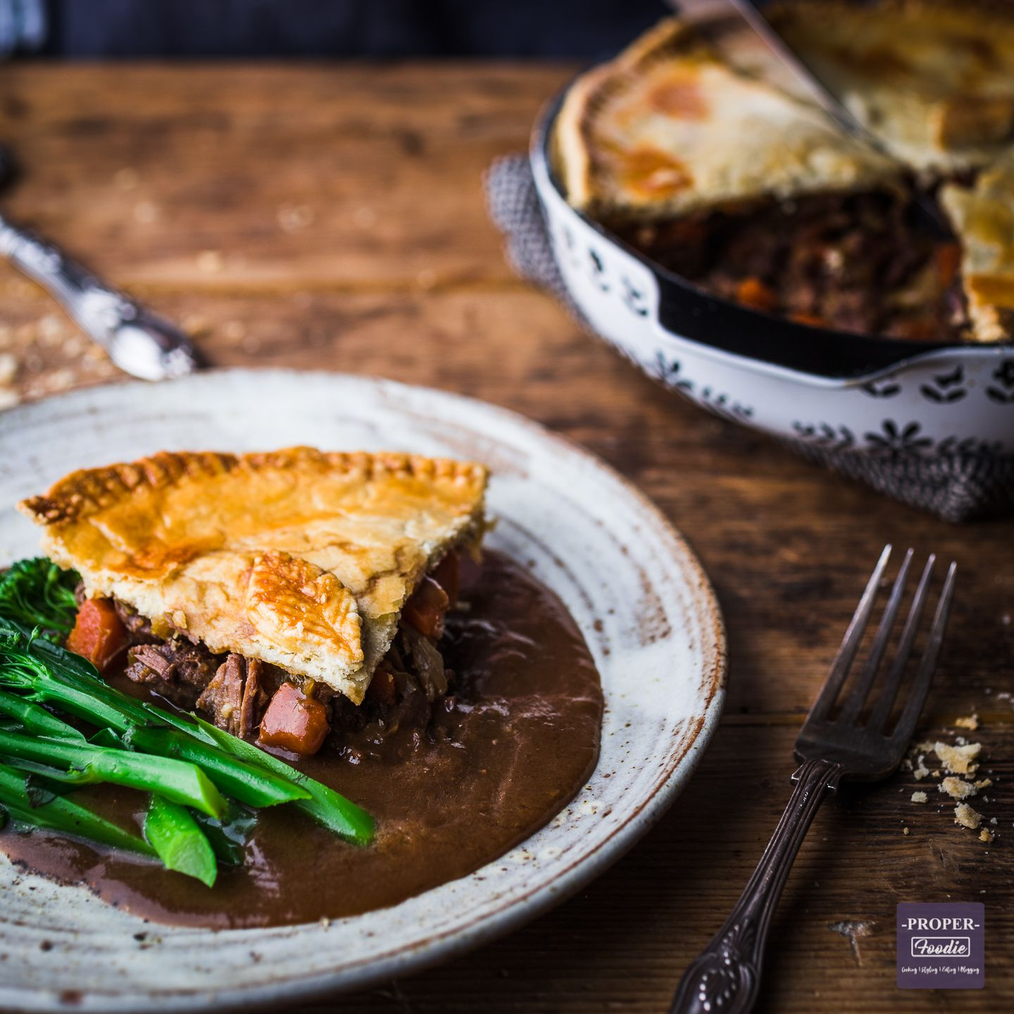 Pin on steak and ale pie