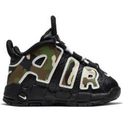 Nike Air More Uptempo Qs Schuh für Babys und Kleinkinder – Schwarz NikeNike