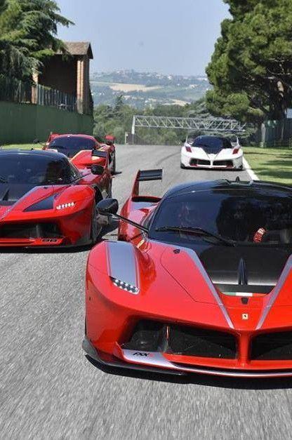 Ferrari Laferrari FXX-K #ferrarifxx