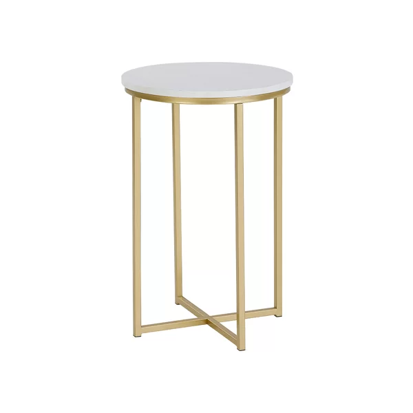 Lieberman Side Table Mirrored Side Tables Table Small Accent