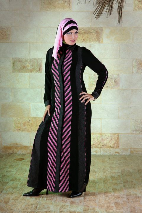 عبايات صيف للمحجبات Fashion Nun Dress Dresses
