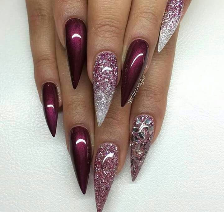 Sharp Nails Pisces In 2018