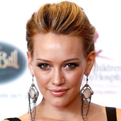 Hilary Duff Taglio Capelli  2021
