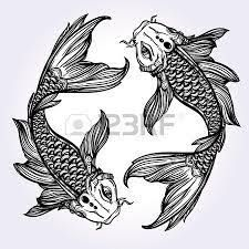 Image Result For Realistic Drawings Of Fish Koi Fish Drawing Fish Drawings Koi Fish Drawing Tattoo