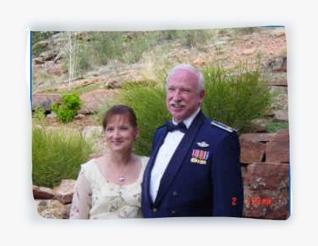 Kathy And Wayne Harris Wayne Remember The Fallen Kathy